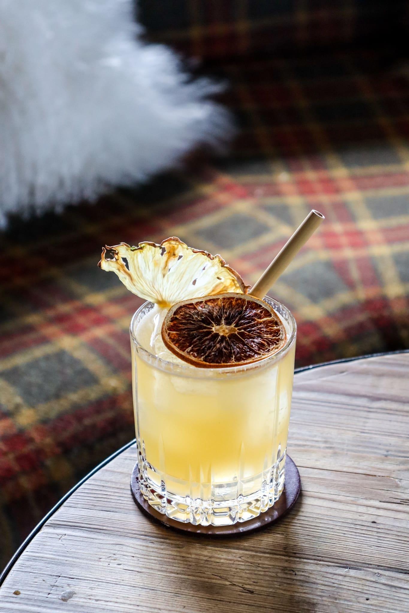 Cocktail à MEgève