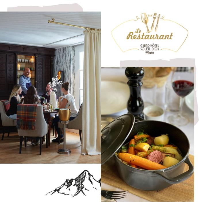 Restaurant de Megève